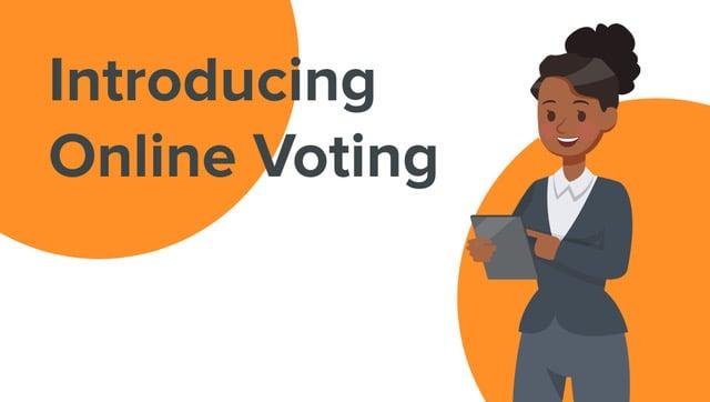LUMI169 Online Voting- resources