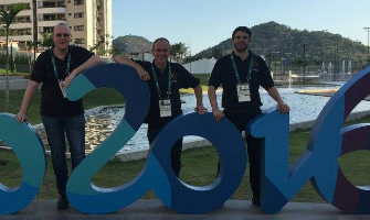 Team Lumi in Rio gets our vote